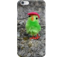 Philippe le Poulet iPhone Case/Skin