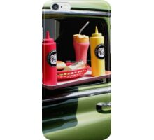 Sun tanned 1950s milkshake iPhone Case/Skin
