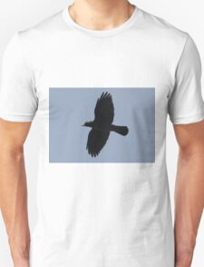 Jackdaw In Flight T-Shirt