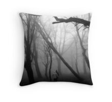 Neverending Story Throw Pillow