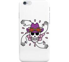 Robin flag - One Piece iPhone Case/Skin