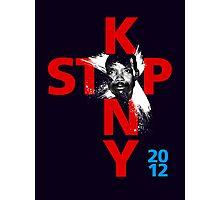 STOP KONY.3 2012 Photographic Print