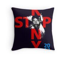 STOP KONY.3 2012 Throw Pillow