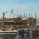 Old Dominion Steamship, Norfolk, VA 1910 by Jsimone