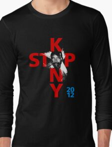 STOP KONY.3 2012 Long Sleeve T-Shirt