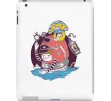 I'm just a kid iPad Case/Skin