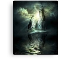 Sisters Canvas Print