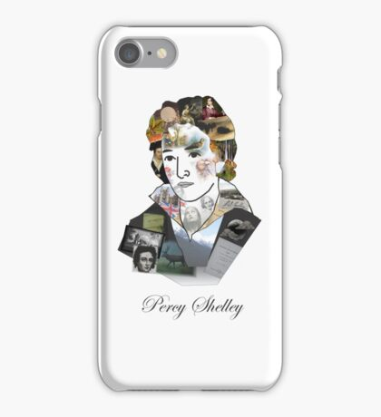 Percy Shelley's Life iPhone Case/Skin