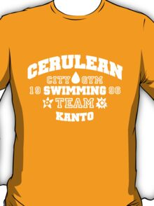 Cerulean Swimming Team T-Shirt