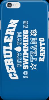 Cerulean Swimming Team by Josh Clark
