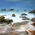 March in Corbiere 2 by Gary Power