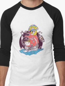 I'm just a kid Men's Baseball ¾ T-Shirt