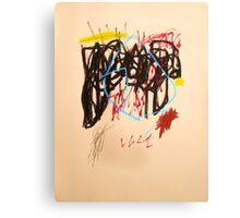 Untitled 10 Canvas Print