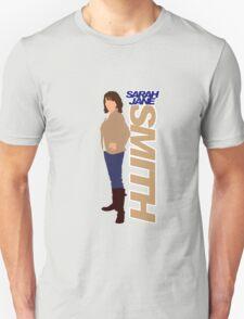 SMITH. Sarah Jane Smith Unisex T-Shirt