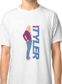 TYLER. Rose TYLER Classic T-Shirt