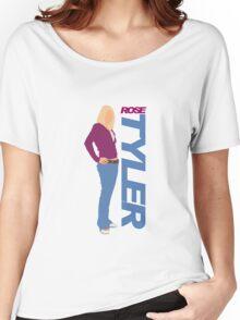 TYLER. Rose TYLER Women's Relaxed Fit T-Shirt