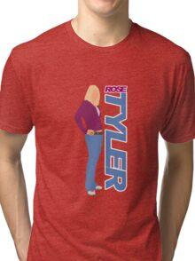 TYLER. Rose TYLER Tri-blend T-Shirt