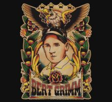 Old Timers - Bert Grimm One Piece - Short Sleeve
