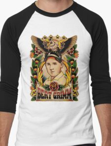 Old Timers - Bert Grimm Men's Baseball ¾ T-Shirt
