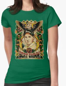 Old Timers - Bert Grimm Womens Fitted T-Shirt