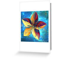 STAR -ANISE 2 Greeting Card