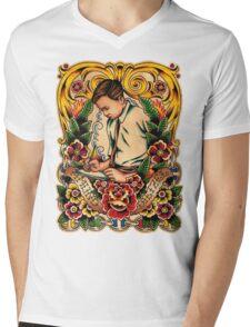 Old Timers - Amund Dietzel Mens V-Neck T-Shirt