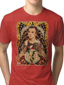 Old Timers - Bob Shaw Tri-blend T-Shirt