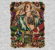 """Old Timers - Knud Gregersen """"Lucky Tattoo"""" One Piece - Long Sleeve"""
