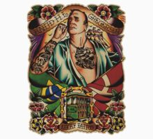 """Old Timers - Knud Gregersen """"Lucky Tattoo"""" by chuckcarvalho"""