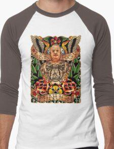Old Timers - Lee Roy Minugh Men's Baseball ¾ T-Shirt