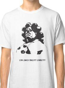 Hugo - EIN ZWEI DREI!!! ENDE! Classic T-Shirt