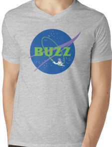 Infinite Space (And Beyond) Mens V-Neck T-Shirt