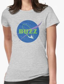 Infinite Space (And Beyond) Womens Fitted T-Shirt