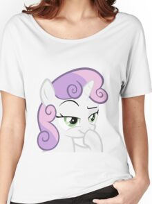 Sweetie Belle Devious Women's Relaxed Fit T-Shirt