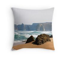 12 Apostles Throw Pillow
