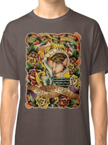 "Old Timers - Ole Hansen ""Tattoo Ole"" Classic T-Shirt"
