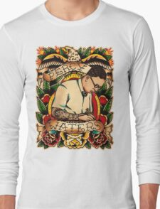 Old Timers - Percy Waters Long Sleeve T-Shirt