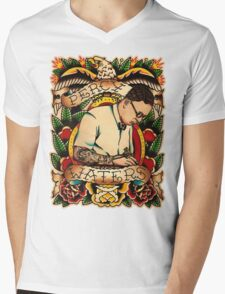 Old Timers - Percy Waters Mens V-Neck T-Shirt