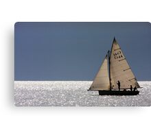 Indented Heads Canvas Print