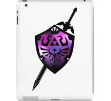 Sword And Shield iPad Case/Skin