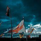 Templar Flags by Paul Benjamin