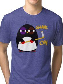 Game on Tri-blend T-Shirt