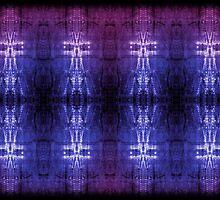 'Lattice Energy Field' by Tom Erik Douglas Smith
