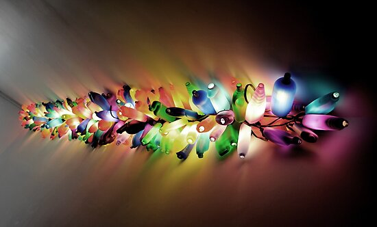 Recycled Light by dgscotland