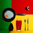 Psychedelic Breakfast by andreisky