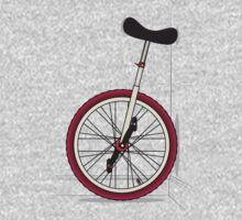 Unicycle By Wall Kids Clothes