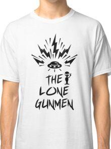 The Lone Gunmen Punk Rock Revival Classic T-Shirt
