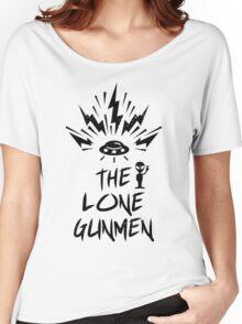 The Lone Gunmen Punk Rock Revival Women's Relaxed Fit T-Shirt