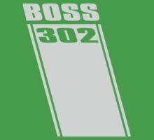BOSS 302 Baby Tee