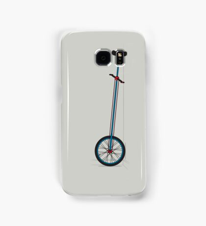 Very Tall Unicycle Samsung Galaxy Case/Skin